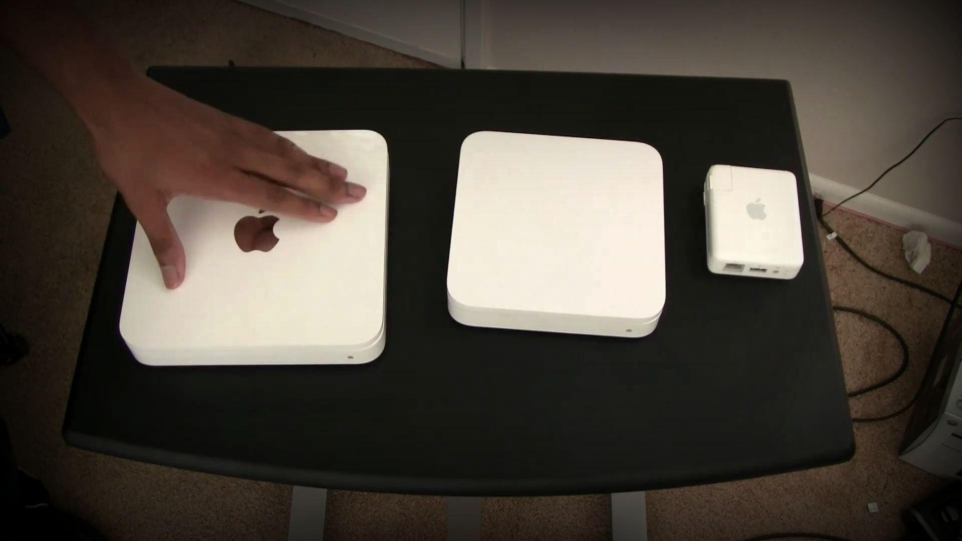 Apple прекратит выпуск AirPort