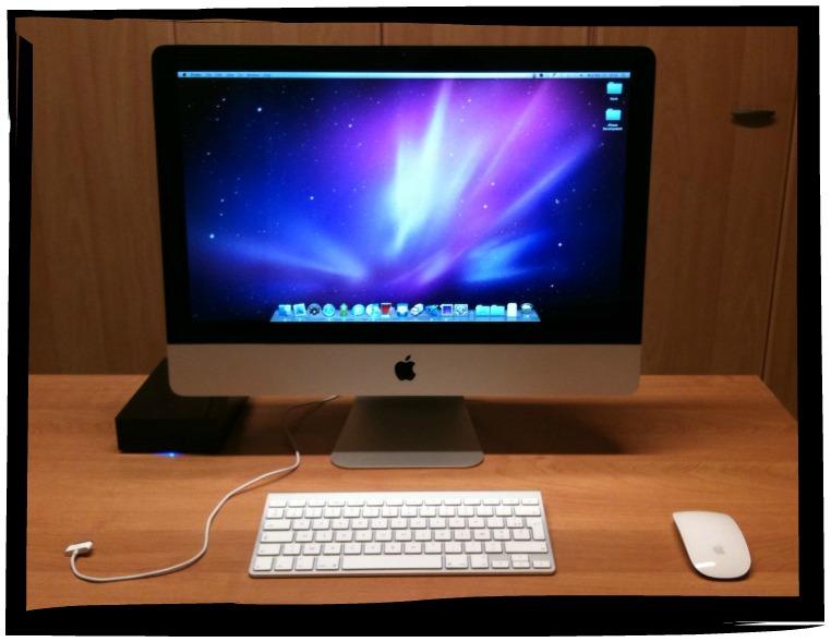 Что такое iMac от Apple
